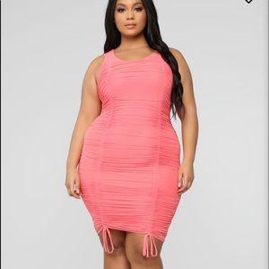 🎀 NWT Fashion Nova Curve Plus Size Dress 🎀 3X